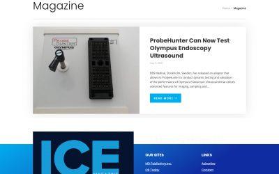 ICE Magazine, Sep 9, 2021